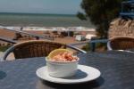 Crayfish by sea