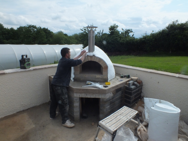 how to build a wood oven pdf